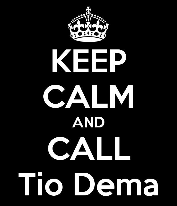 Autorização logo do clube Keep-calm-and-call-tio-dema