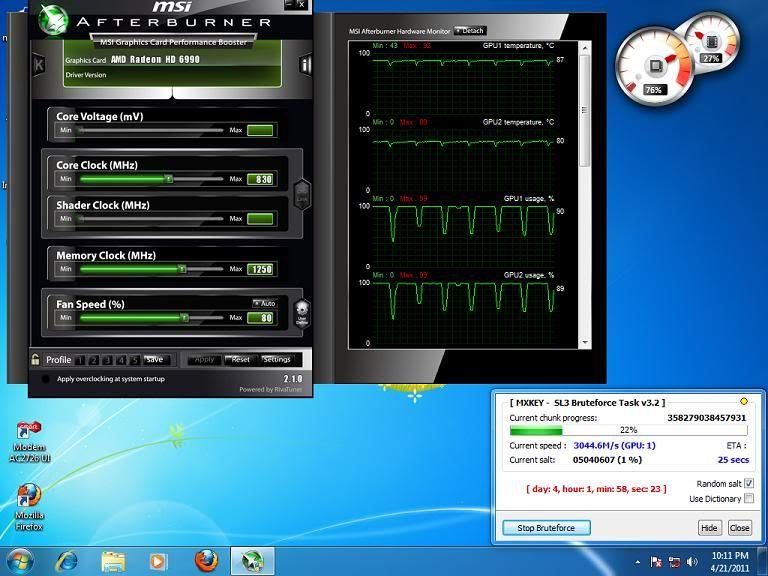 Yg sudah pake mx-key Versi 2.0 share disini HD6990sukses