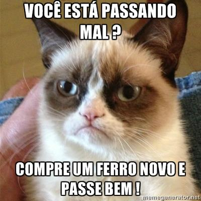 O gato mal humorado (Grumpy Cat) 530922_376656222417609_46827410_n