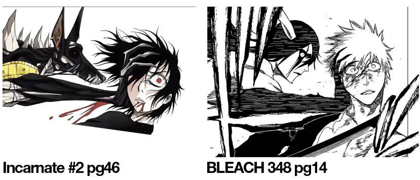 Filho de GeneSimmons(baixista do KISS) faz plagio de Bleach! Incarnatebleach_03-1
