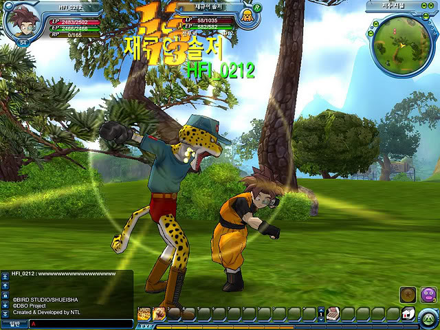 Dragon Ball Online Dbonline-1