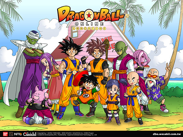 Dragon Ball Online Wp_2_1600x1200