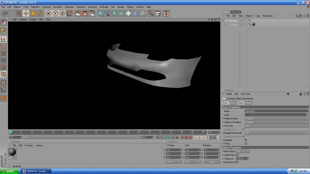 [Modeling] Circuit of Monza 1