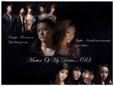 Master of My Desire...(R)[Shin Dongho, fictional girl Maytha] Masterofmydesire-1