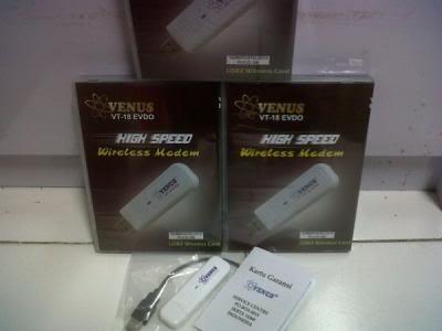JUAL Venus VT18 (EVDO Dualband, Bisa Smart) BESARR2