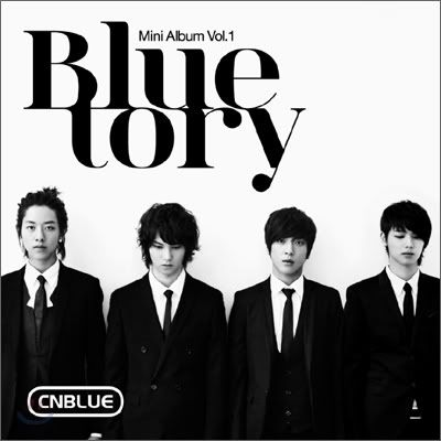"[AUD] C.N BLUE - 1ST KOREAN MINIALBUM ""BLUETORY"" 91445092"