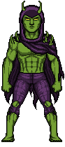 Caged Ardvark's Cache GreenGoblin