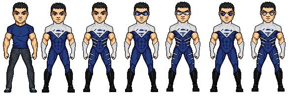 Caged Ardvark's Cache Superboymicro