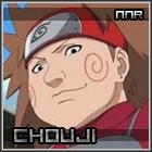 Lista De Personajes Chouji