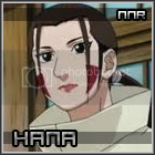 Lista De Personajes Hana