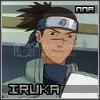 Lista De Personajes Iruka