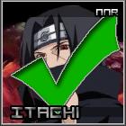 Lista De Personajes Itachi