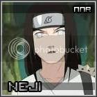 Lista De Personajes Neji