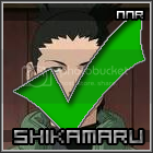 Lista De Personajes Shikamaru