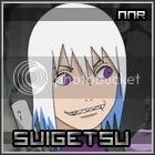 Lista De Personajes Suigetsu
