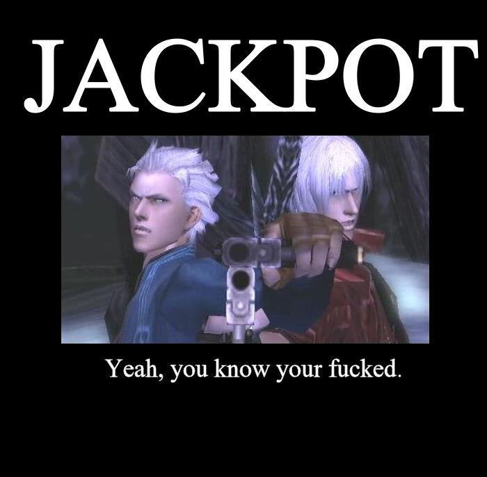 Motivational Poster Jackpot