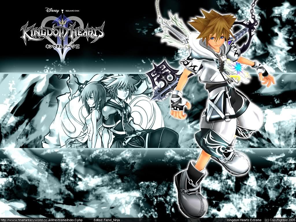 Kingdom Hearts FC Final_Form_Sora