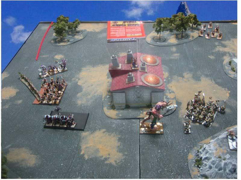 Rapport de bataille warhammer battle ! Findutour4