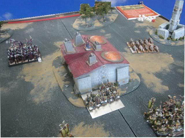Rapport de bataille warhammer battle ! Tour1fuitedesgardesdelabrasserie