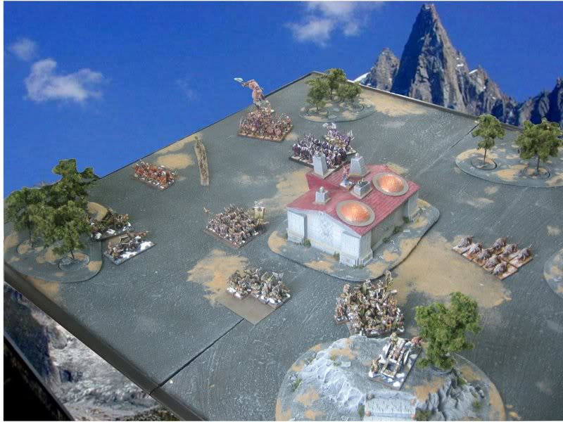 Rapport de bataille warhammer battle ! Tour1nain