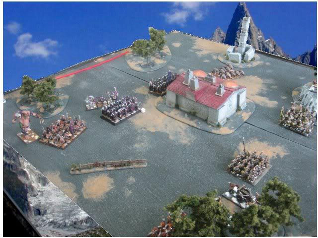 Rapport de bataille warhammer battle ! Tour1nain2
