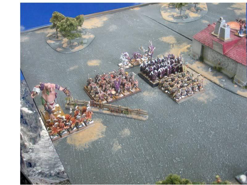 Rapport de bataille warhammer battle ! Tour3chargedesnains
