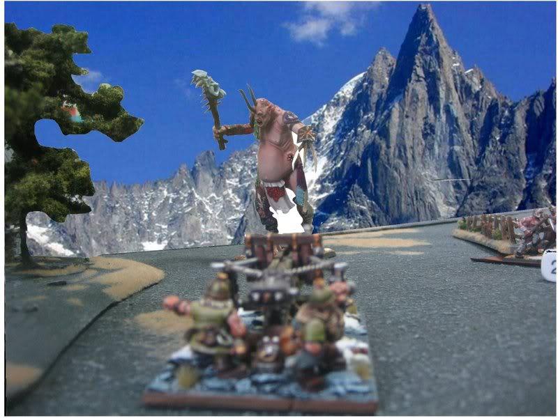Rapport de bataille warhammer battle ! Tour4chargedugantsurlabaliste