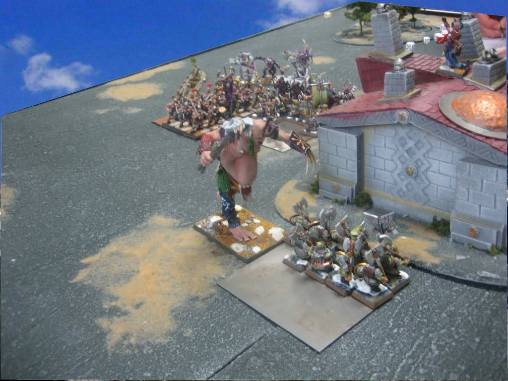 Rapport de bataille warhammer battle ! Tour4redirectiondechargedugant