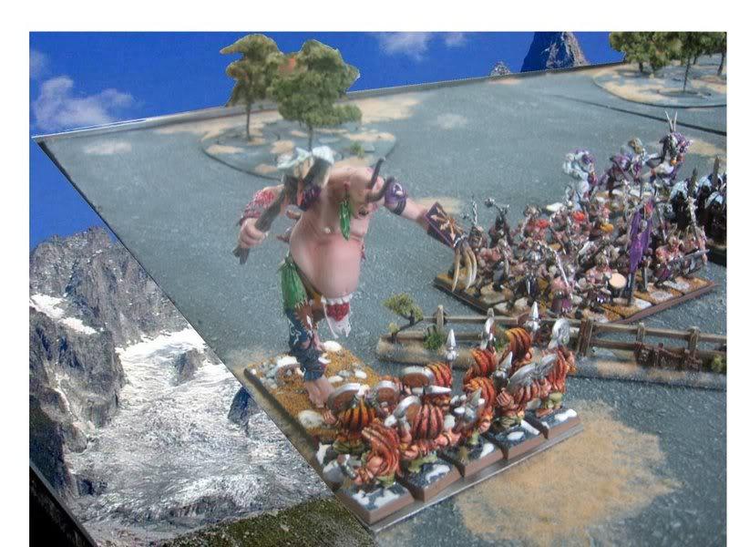 Rapport de bataille warhammer battle ! Tueursvsgant