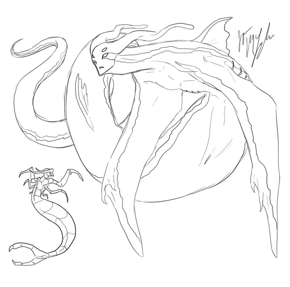 Gods and Demons Turso