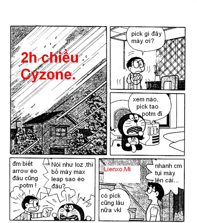 Truyện tranh Dota hay vãi đạn :)) 4