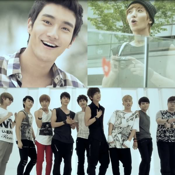 No other - Super Junior Page