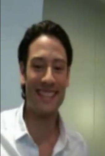 IL DIVO USTREAM WEBCHAT  8/3/2011  PICS BY Starstruck 453