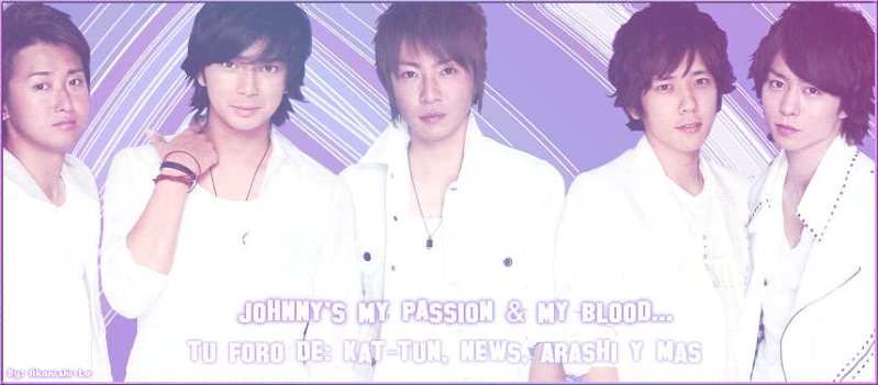 Johnny's: My passion & My blood