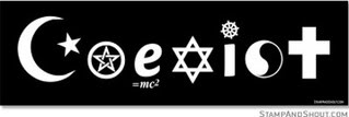 Hello, Lovely People! Coexist