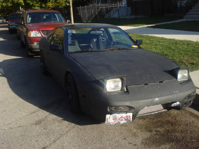 Trucky's....180 Black Sheep project.... NewCar001