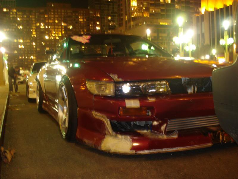 The CA240SX Wheel Fitment and Ride Height thread. Themeet009