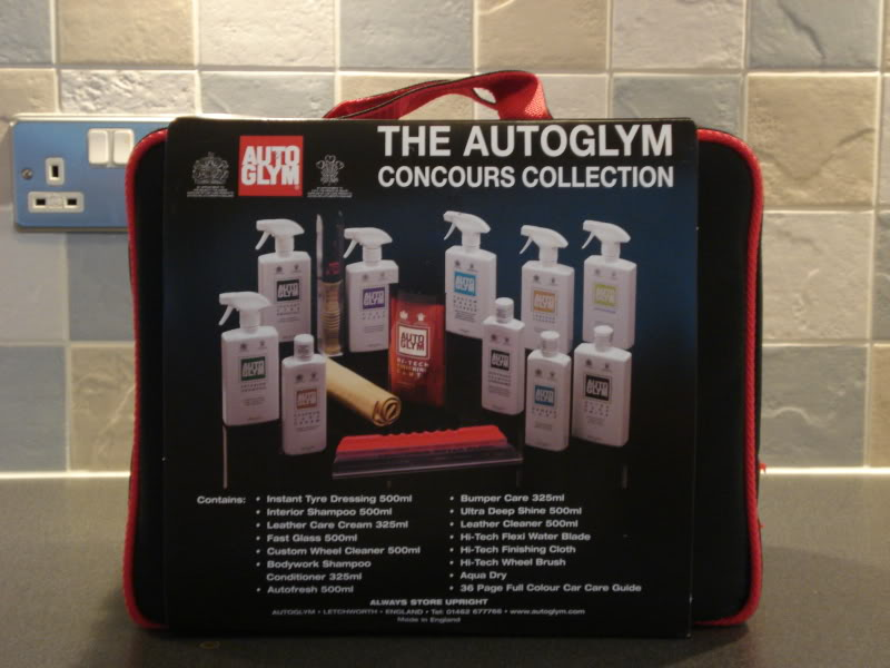 AutoGlym Box sets DSC00676