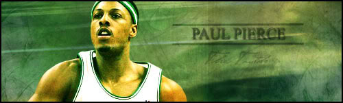 Hello Paul-Pierce