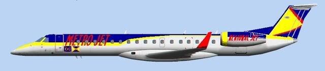 Rorysville ERJ-145-MJA