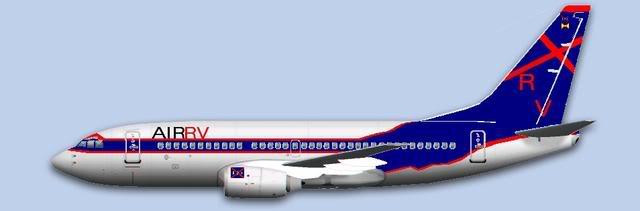 Rorysville RVAI-737-700-ARV