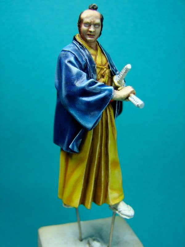 Samouraï Période Muromachi (1333-1573) DSC07802