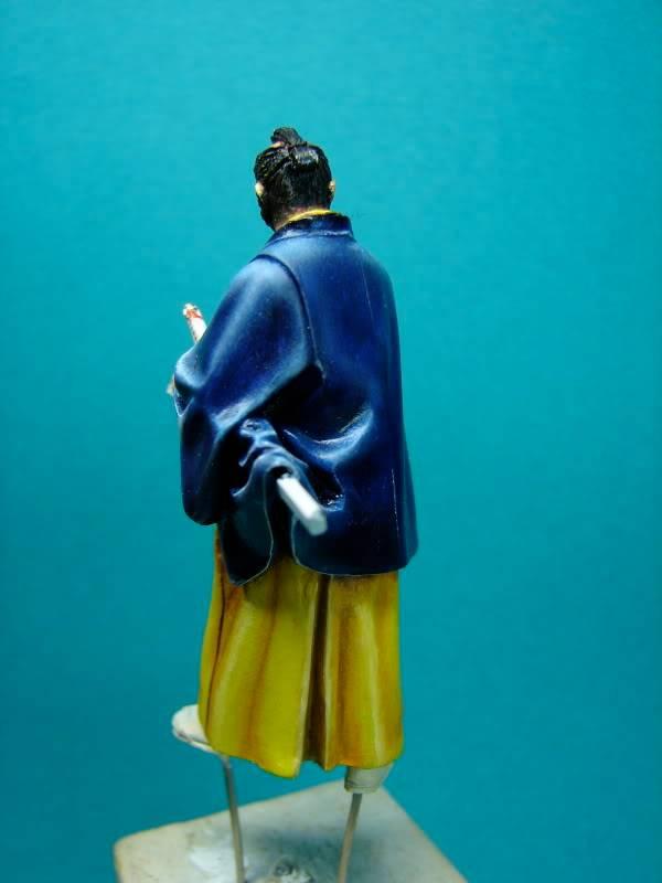 Samouraï Période Muromachi (1333-1573) DSC07803