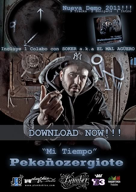 """Mi Tempo"" Nueva Demo de Pekeño Zergiote PROMODESCARGA"