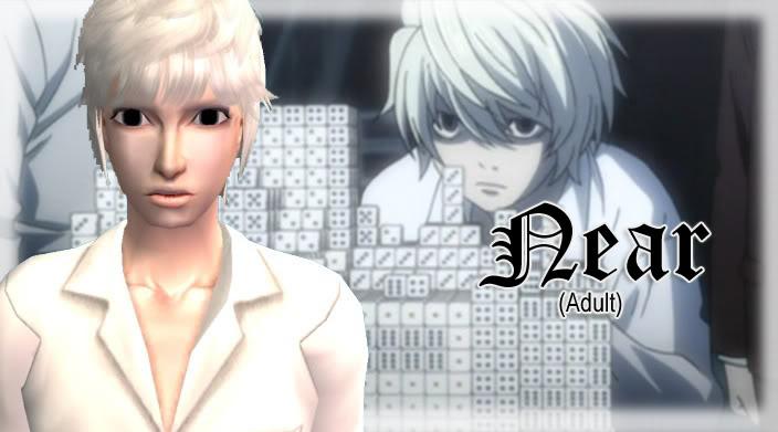 Personajes anime en sims. NearAdult