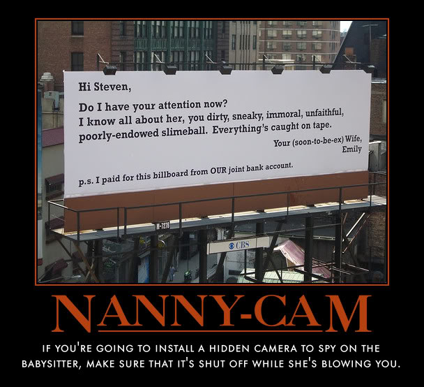 Motivational Poster - Page 4 Nannycam