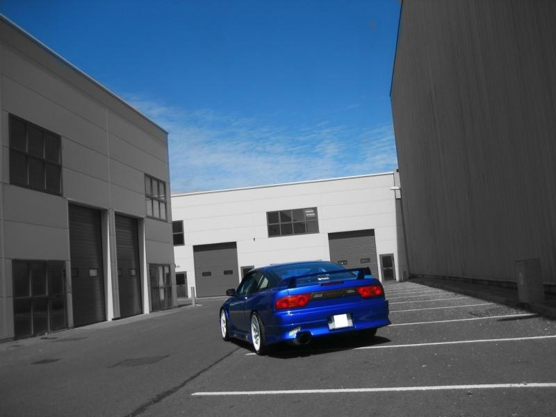 my 180sx drift/road car and evo 5 B180d
