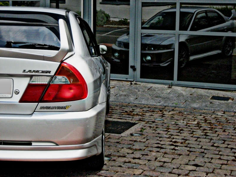 my 180sx drift/road car and evo 5 BEVO2