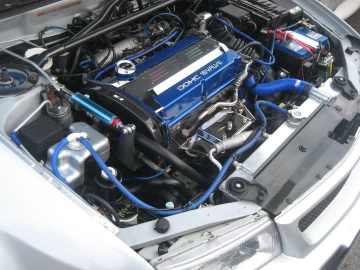 my 180sx drift/road car and evo 5 Evov9