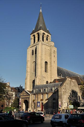 EL ROMÁNICO EN SU CONTEXTO HISTÓRICO Abbey_of_Saint-Germain-des-Preacutes_002_zps652ef45c